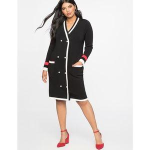 Eloquii cardigan sweater dress - size 22/24